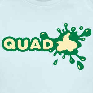Quad Splash Baby & Toddler Shirts - Short Sleeve Baby Bodysuit