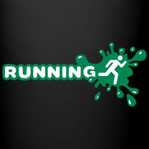 Running Splash Mugs & Drinkware - Full Color Mug