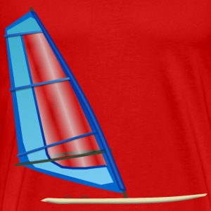 Windsurfing - Men's Premium T-Shirt