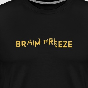 Brain Freeze - Men's Premium T-Shirt