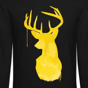 paint deer - Crewneck Sweatshirt