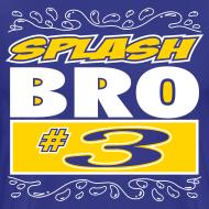 Design ~ Splash Brothers Shirt- Splash Bro #3