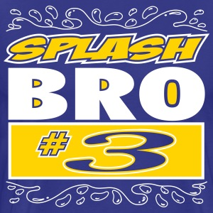 Splash Brothers Shirt- Splash Bro #3 - Men's Premium T-Shirt