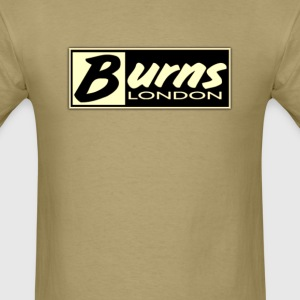 Vintage Burns - Men's T-Shirt