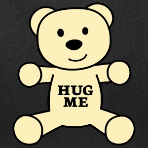 teddy bear hug me Bags & backpacks - Tote Bag