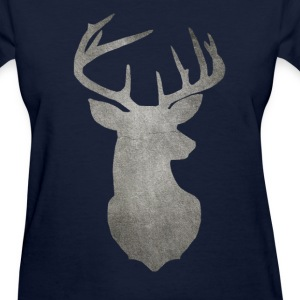 art deer - Women's T-Shirt