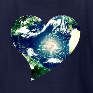 Earth Day Love - Kids' T-Shirt