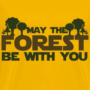 Earth day forest parody - Men's Premium T-Shirt