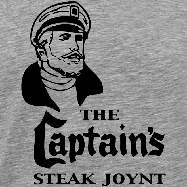 Captain's Steak Joynt - Men