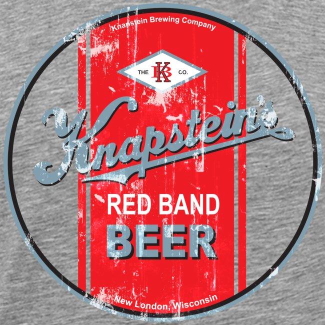 Knapstein Brewing Company - New London, Wisconsin - Aged - Men
