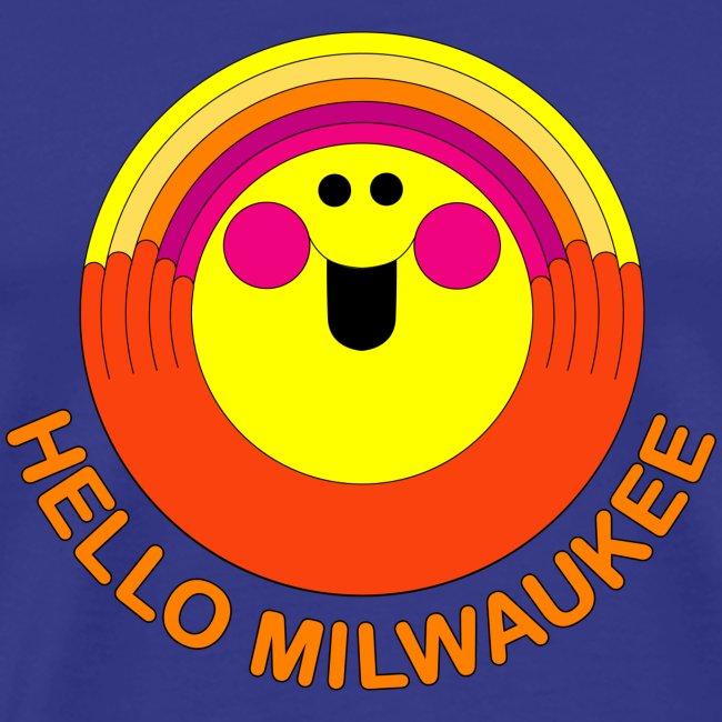 Hello Milwaukee! - Men