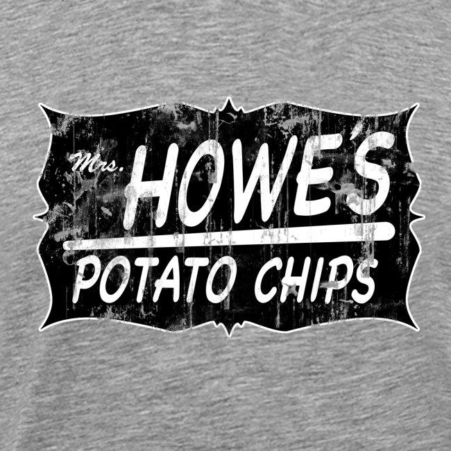 Mrs. Howe's Potato Chips - Aged - Men