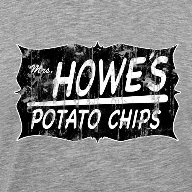 Mrs. Howe's Potato Chips - Aged - Men