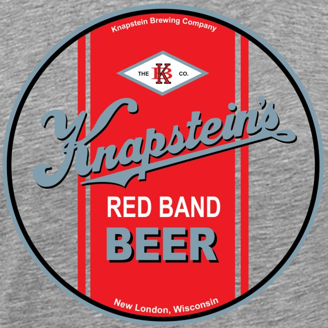 Knapstein Brewing Company - New London, WI - Mens