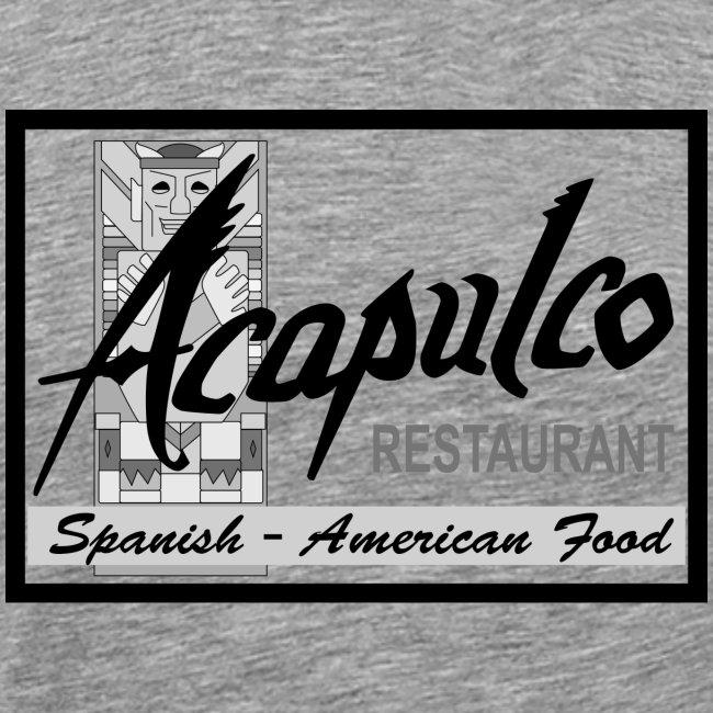 Acapulco Mexican Restaurant - Men