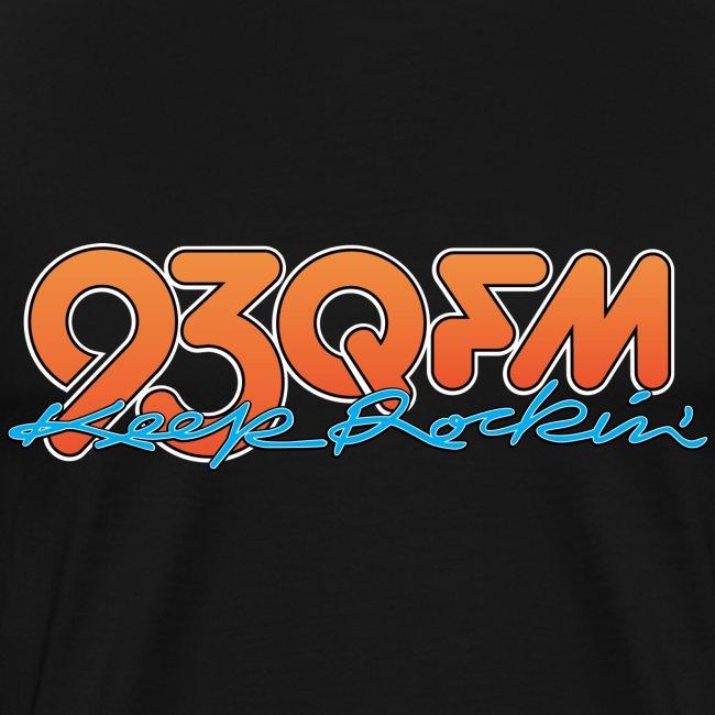 93 WQFM - Keep Rockin' - Men