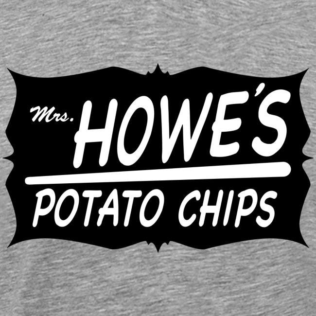 Mrs. Howe's Potato Chips - Men