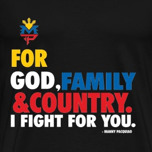 I Fight For You - Men's Premium T-Shirt