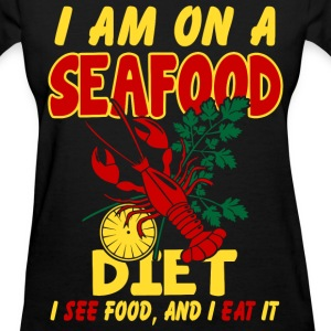 SeaFood Diet Shirt - Women's T-Shirt