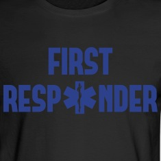 first responder Long Sleeve Shirts