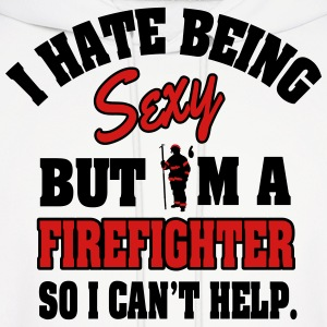 I'm a sexy firefighter Hoodies - Men's Hoodie