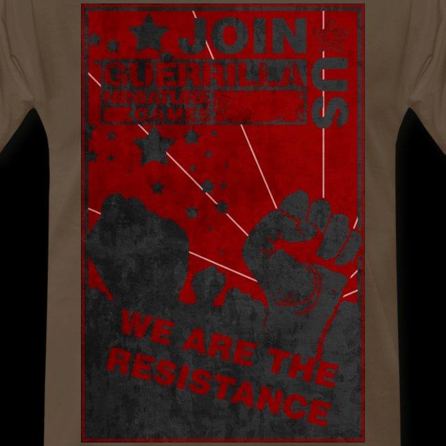 Resistance Tee - Titan Edition