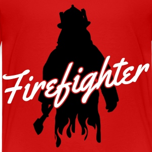 firefighter fireman Baby & Toddler Shirts - Toddler Premium T-Shirt