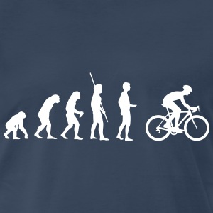 Evolution Racing Shirt - Men's Premium T-Shirt