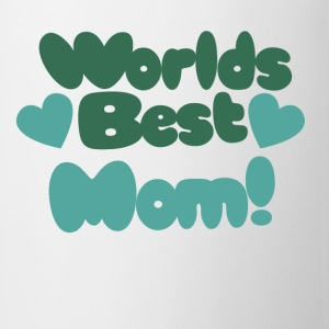 Worlds Best MOM for Mothers day - Coffee/Tea Mug
