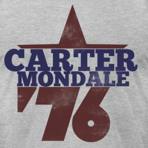 Jimmy Carter for president 1976 retro - Men's T-Shirt by American Apparel
