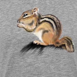 chipmunk T-Shirts - Men's Premium T-Shirt