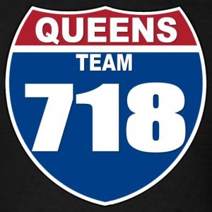 QUEENS.png T-Shirts - Men's T-Shirt