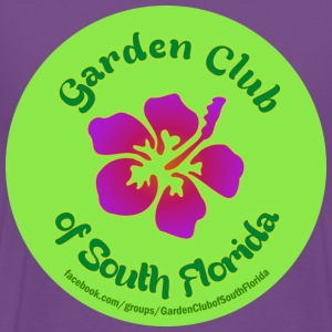 Garden Club of South Florida - Men's Premium T-Shirt