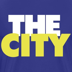 The City - Men's Premium T-Shirt