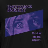 Design ~ Team Mysterious Misery Tee