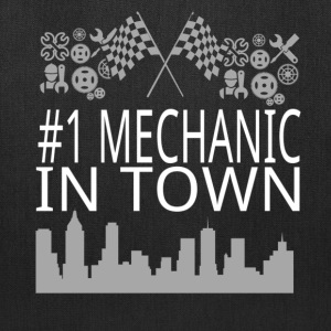Mechanic in Town Bags & backpacks - Tote Bag