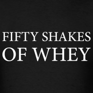Design ~ Fifty shakes of whey