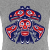 Native American Bird Totem (Women's) - Women's Premium T-Shirt