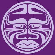 Design ~ Buffalo Mask Hoodie (Women's)