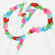 Design ~ Men's Mindcrack Floral T-Shirt