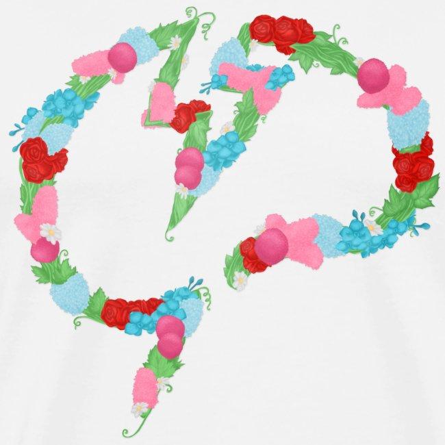Men's Mindcrack Floral T-Shirt