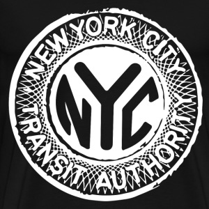 NYC TOken - Men's Premium T-Shirt