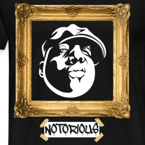 Biggie Frame - Men's Premium T-Shirt