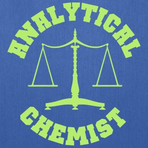 Analytical Chemist - Tote Bag