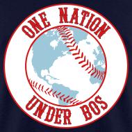 Design ~ One Nation - Mens T-Shirt