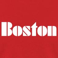 Design ~ Vintage Boston  Men's T-shirt