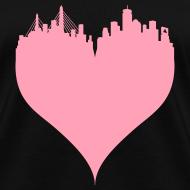 Design ~ Boston Love Women's T-shirt