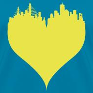 Design ~ Boston Love Blue/Yellow Women's