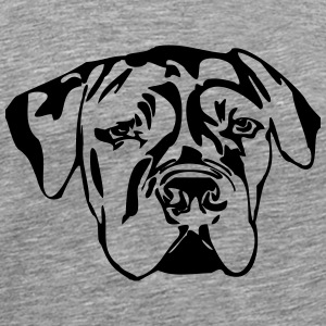 South African Boerboel  T-Shirts - Men's Premium T-Shirt