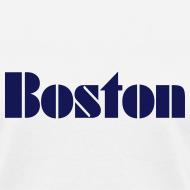 Design ~ Vintage Boston  Women's T-shirt